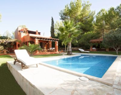 rentals ibiza villa, Location
