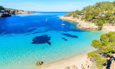 The best beaches of the western coast of Ibiza