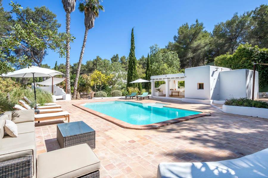 novedades uevas villas de Ibiza Villa para el verano 2019