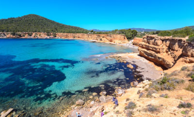 The best beaches in the south of Ibiza