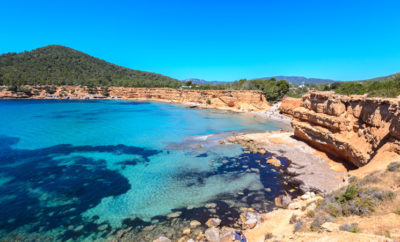Las mejores playas del sur de Ibiza