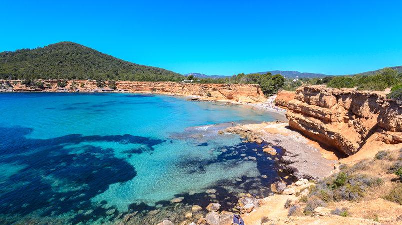 Les meilleures plages du sud d'Ibiza