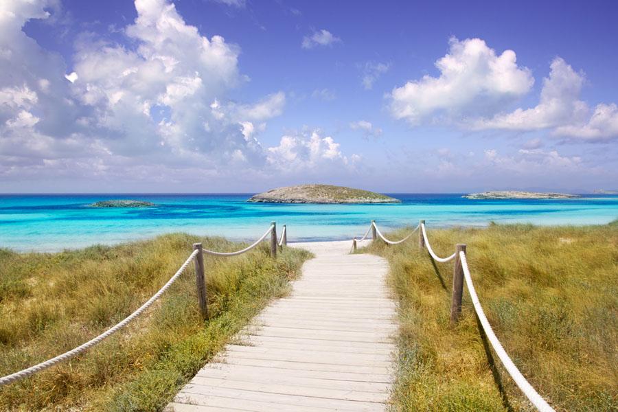 catamaran charter to Formentera, Top IV Experiences: Catamaran charter to Formentera