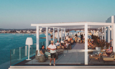 The best rooftops of Ibiza