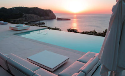 7 fabulous villas in Ibiza with sunset