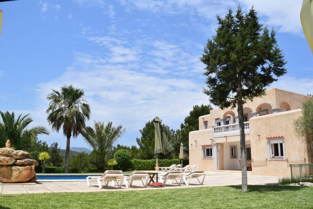 casa coqueta ibiza villa