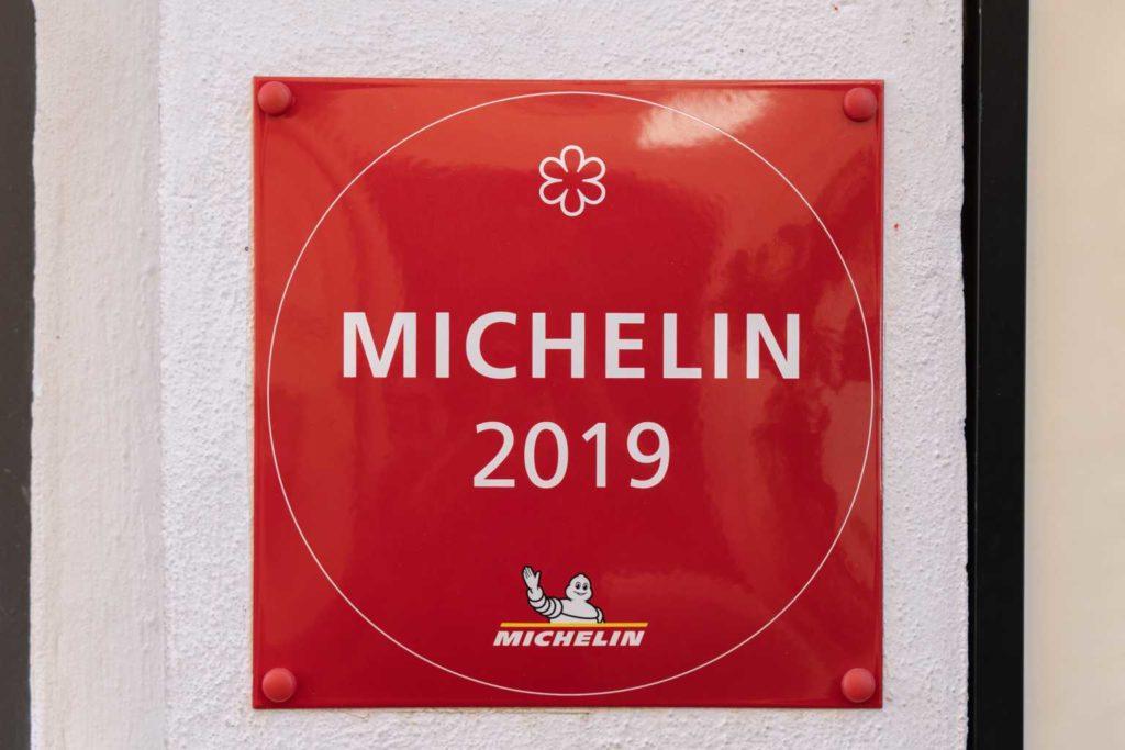 La première ètoile Michelin pour Ibiza villa, La première ètoile Michelin pour Ibiza