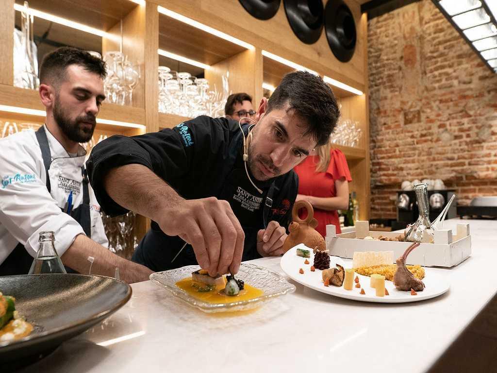 """showcooking ibiza villa, ShowCooking """"Sant Antoni to eat"""" Ibiza"""