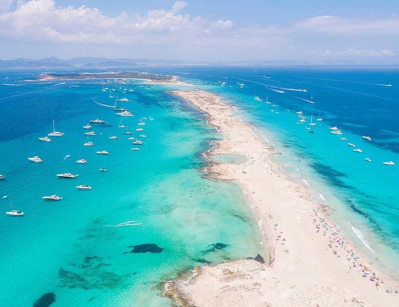 formentera ibiza villa, Balade en scooter à Formentera