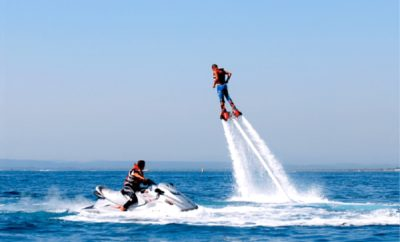 FlyBoard Extreme Emotion in Ibiza
