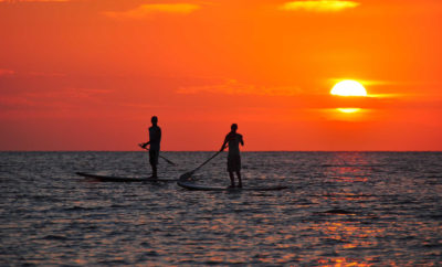 Paddle in Ibiza