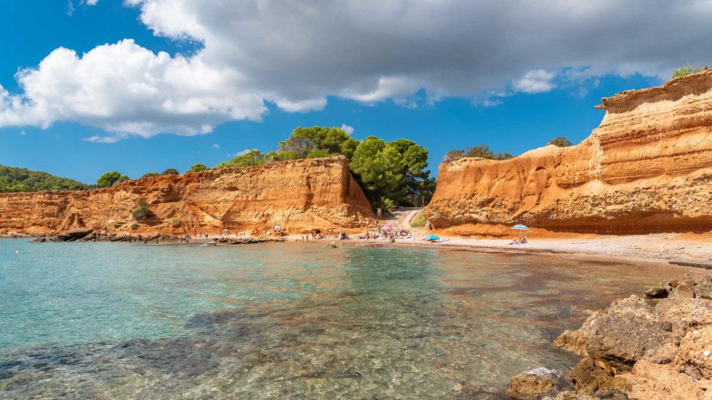 sa caleta, Les Plages d'Ibiza… Sa Caleta!!