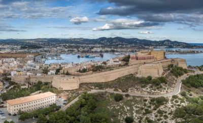 The Fortified City of Dalt Vila