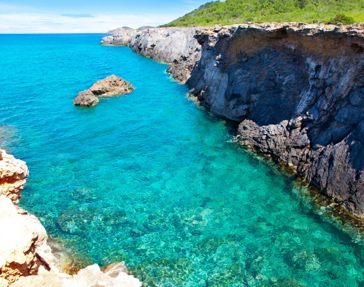 The Natural Areas in Ibiza, The Natural Areas in Ibiza